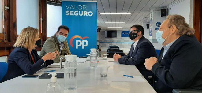 El PP denuncia que el Gobierno de España estudia legalizar la ocupación de viviendas
