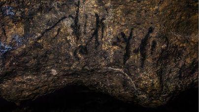 Localizadas las primeras pinturas rupestres en La Palma