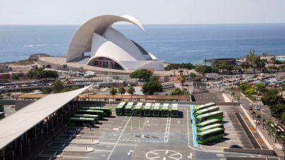 Santa Cruz incorpora once nuevas guaguas a la flota urbana de Titsa