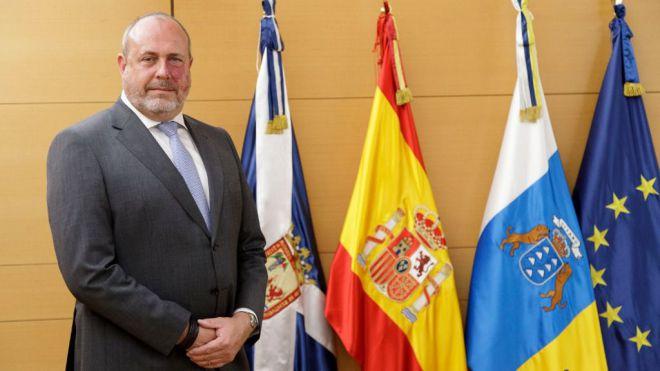 """Arriaga responde a Torres: """"Lo que quiere Ciudadanos es que el Gobierno de Sánchez haga una gestión transparente de la crisis migratoria"""""""