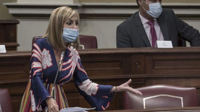 Australia Navarro exige el rescate urgente del sector turístico en Canarias