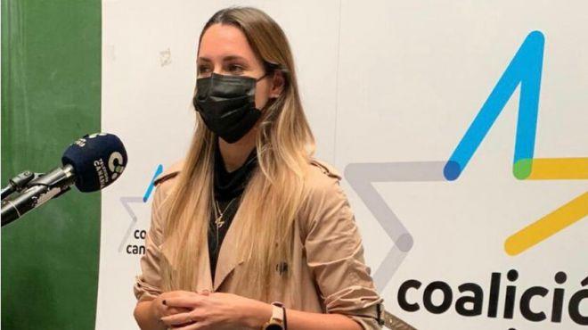 """CC-PNC insiste en la necesidad """"urgente"""" de poner en marcha un Plan de Rescate para Canarias"""