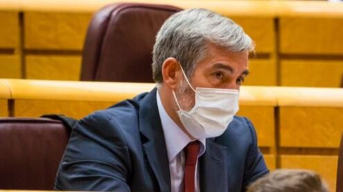 """Clavijo: """"Los PGE no tienen respuesta a la grave crisis que vivirá Canarias durante los próximos cinco años"""""""
