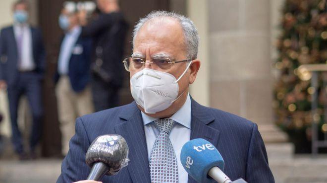 Curbelo valora el plan de rescate del Estado pero pide un esfuerzo especial con Canarias