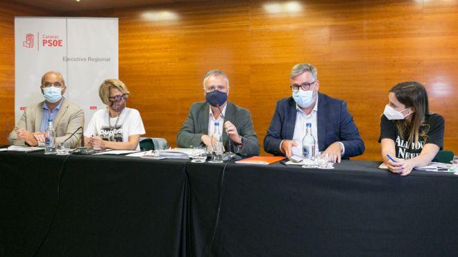 """""""El reparto de los fondos europeos demuestra que Canarias es una prioridad para el Gobierno central"""""""