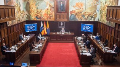 Aprobado el presupuesto del Cabildo de Gran Canaria para 2021, más de la mitad para políticas sociales y reactivación económica