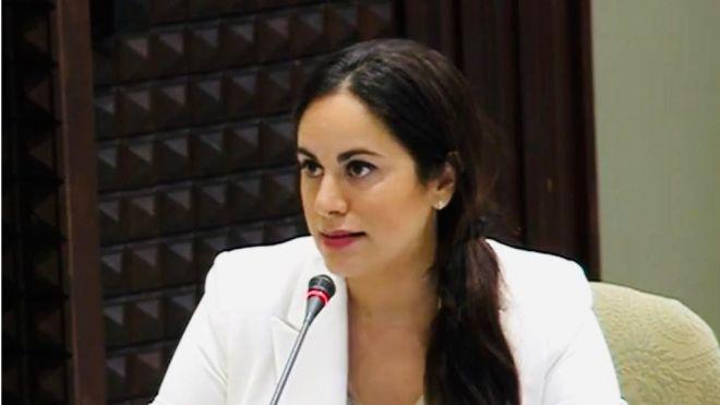 Vidina Espino solicita la comparecencia del consejero de Sanidad ante el elevado número de contagios