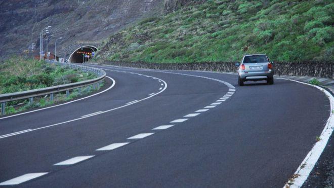 Se intensifican los trabajos de emergencia en el túnel de Los Roquillos y establece nuevos horarios para el tráfico