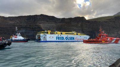 El Cabildo de Gran Canaria declara situación de alerta por riesgo de contaminación marina en el noroeste y oeste