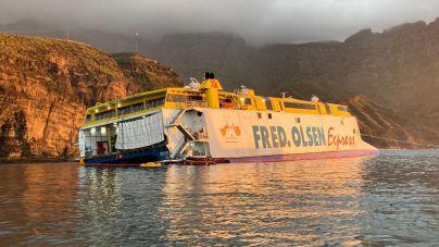 El ITOPF certifica que el escape de combustible no supone peligro para el ecosistema