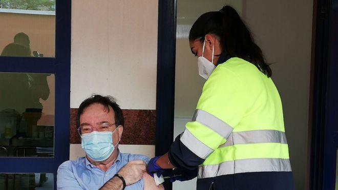 Canarias ha administrado ya 21.363 vacunas contra la COVID-19