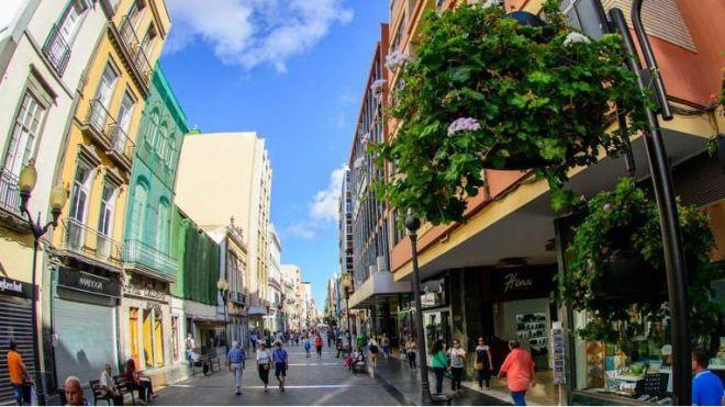 Triana premiada como la mejor zona comercial abierta de España