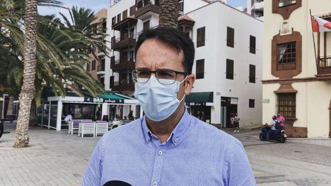 El Ayuntamiento prepara un paquete de estímulos para apoyar al empresariado de San Sebastián de La Gomera
