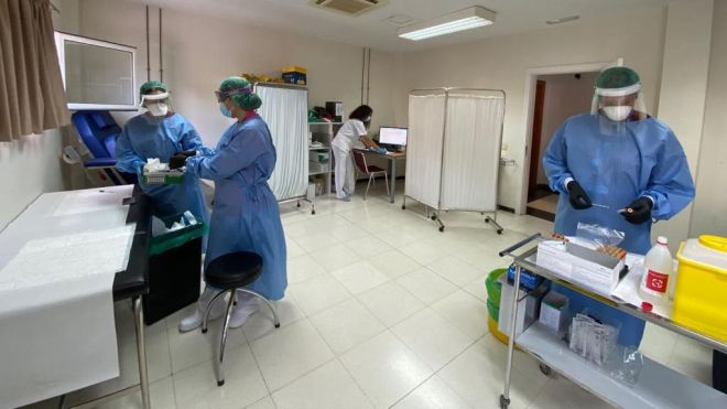 Sanidad registra 261 casos de COVID-19 en las últimas 24 horas