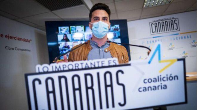 """Coalición Canaria lamenta que el Gobierno de España siga """"improvisando"""" sobre el futuro de los Erte"""