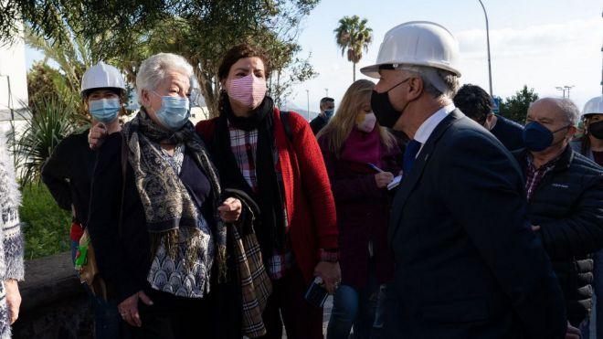"Torres remarca la ""responsabilidad social"" que ha permitido bajar de alerta COVID a Tenerife"