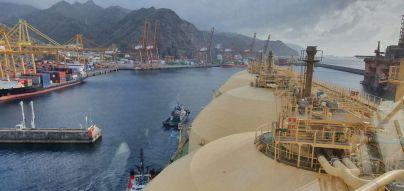 Puertos de Tenerife cierra el 2020 con una caída del 14,8 por ciento en el tráfico total