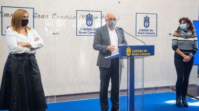 Morales anuncia 5 millones de ayudas a pymes de restauración y centros deportivos de Gran Canaria