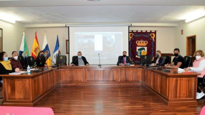El Ayuntamiento de La Frontera aprueba los presupuestos municipales para el 2021