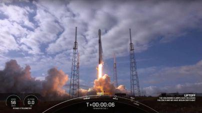 Lanzamiento con éxito de DRAGO, la primera cámara infrarroja de IACTEC