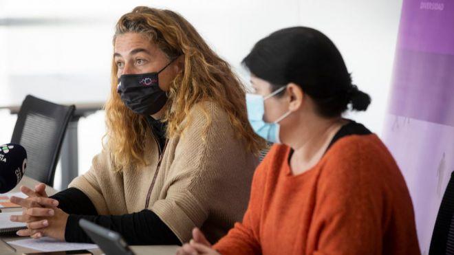 Canarias hace un llamamiento a Europa y al Estado ante la situación de emergencia humanitaria en menores extranjeros