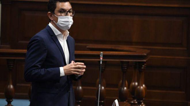 Pablo Rodríguez exige al Gobierno de Canarias que abandone la propaganda y dedique la política al servicio de la economía