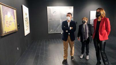 La Sala Negra del Museo de Bellas Artes abre con pinturas de artistas consagrados del siglo XX