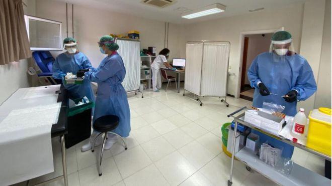 Sanidad notifica 231 casos de COVID-19 en las últimas 24 horas