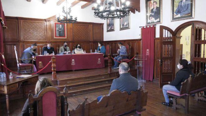 Aprobado el presupuesto de San Sebastián de La Gomera para 2021