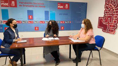 Arico, Granadilla y San Miguel se unen en bloque para crear la mesa de trabajo Socialistas Abona