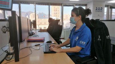 El servicio multilingüe del 1-1-2 Canarias atendió una media diaria de 900 llamadas mensuales en 2020