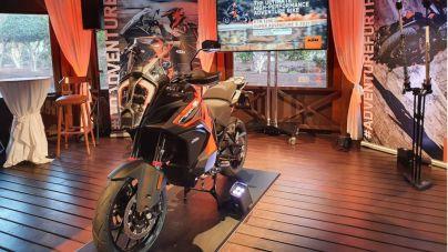 KTM Sportmotorcycle AG presenta en el hotel Sheraton Fuerteventura su nueva moto KTM1290