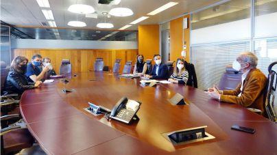 Urbanismo busca el consenso político con un documento del avance del PGO de Santa Cruz
