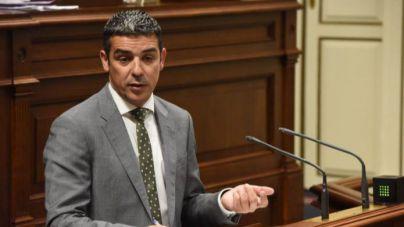 """AHI-CC ve una """"escenificación"""" del presidente del Cabildo en la exigencia respecto al tratamiento de los migrantes"""