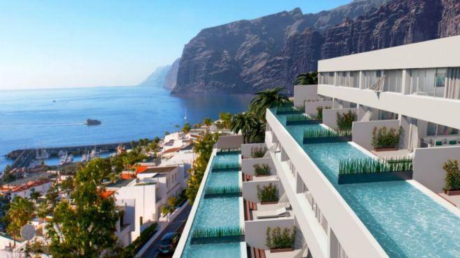 Los Gigantes contará con dos nuevas promociones de apartamentos de lujo