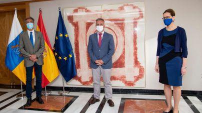 """Torres: """"Europa tiene que dar ejemplo de corresponsabilidad con respecto al fenómeno migratorio"""""""