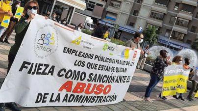 Los empleados públicos denuncian que Julio Pérez presenta una propuesta distinta a lo acordado