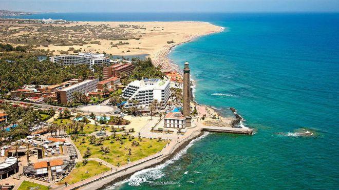 Gran Canaria presenta un proyecto de 13 millones ante Europa para implantar la economía circular en el sector alojativo