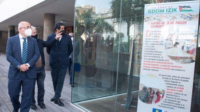 """España y la comunidad internacional tienen que """"dejar de mirar hacia otro lado"""" ante el sometimiento del Sáhara por Marruecos"""