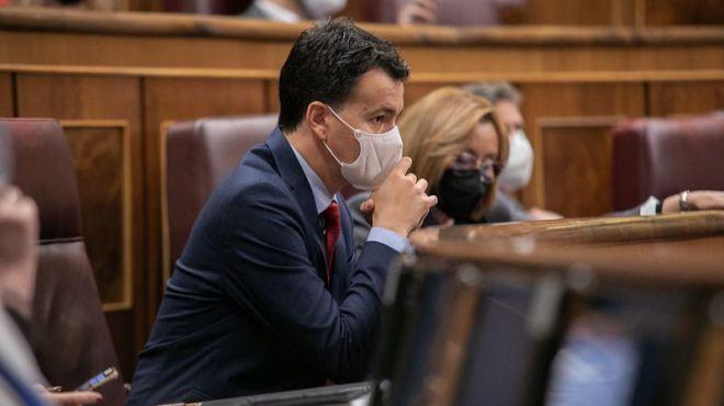 Héctor Gómez denuncia la actitud de una derecha