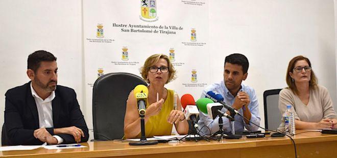 San Bartolomé de Tirajana extiende la autorización de las terrazas 'express' durante el Nivel 2 de alerta