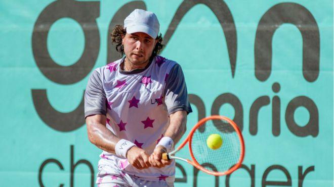 Trungelliti elimina a Gimeno Valero en el Gran Canaria Challenger