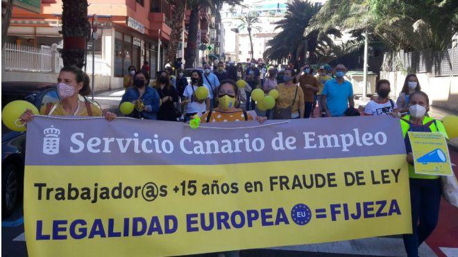 El comité de huelga de los empleados públicos solicita al Gobierno la grabación de las dos reuniones de negociación