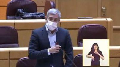 Clavijo reprocha a Marlaska que insista en el bloqueo de migrantes en Canarias