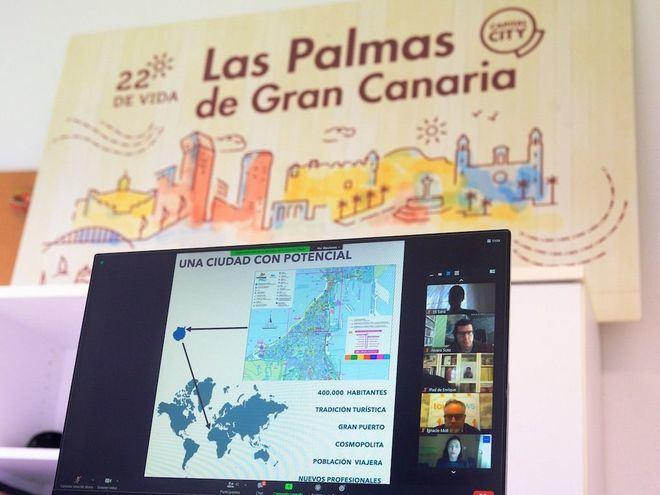 Loney Planet promociona a Las Palmas de Gran Canaria como un 'destino modelo' para los remote workers