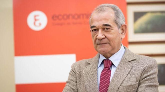 José Luis Casajuana, nuevo decano del Colegio de Economistas de Santa Cruz de Tenerife