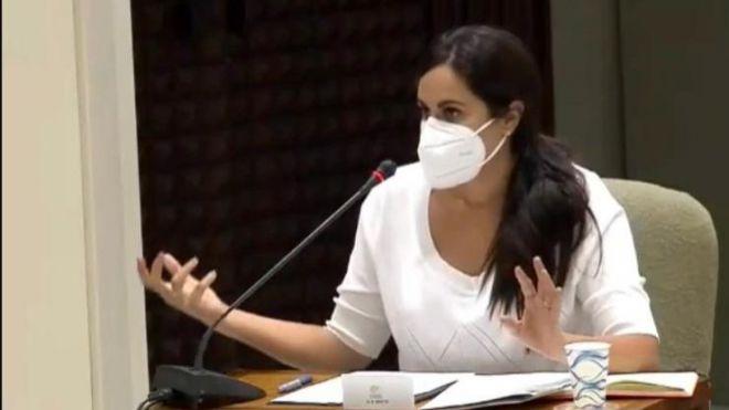 Espino cuestiona la legalidad de la designación de la directora de Informativos de la Tele Canaria