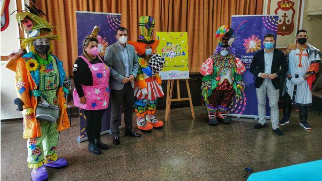 Más de 500.000 personas siguen el carnaval virtual de Los Realejos a través de las redes sociales