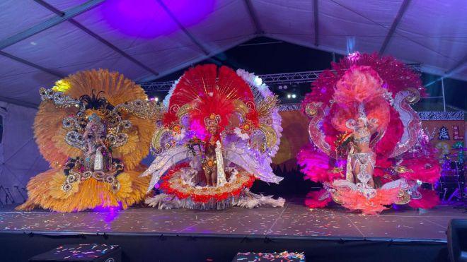 Vallehermoso corona a Sara Plasencia Izquierdo como Reina del Carnaval 2021
