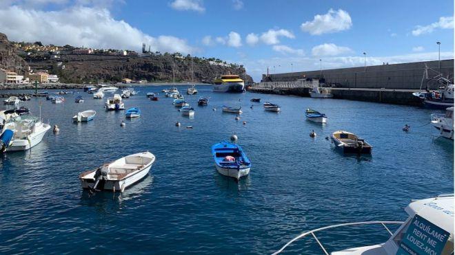"""Curbelo: """"Estamos más cerca de materializar el proyecto del Puerto de Playa de Santiago"""""""
